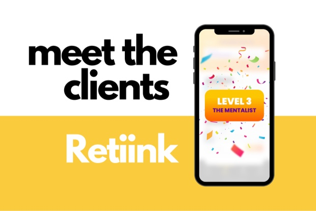 Meet the Clients: Nicole | Retiink