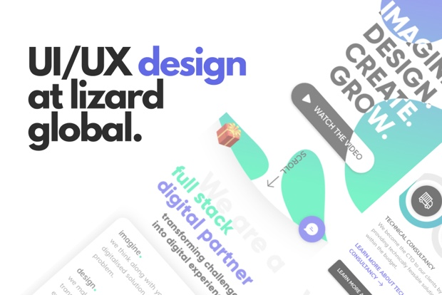 UI/UX Design at Lizard Global